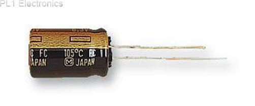 condensateur faible impédance 22uf 35v NICHICON low impédance