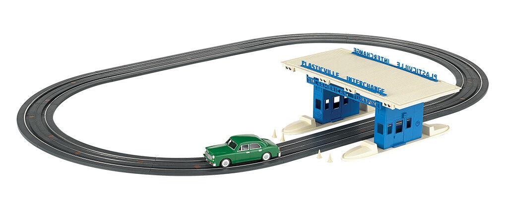 O Williams EZ STREET Superstrada modellolino Ferrovia Set 36.5 x 21.5 ovale