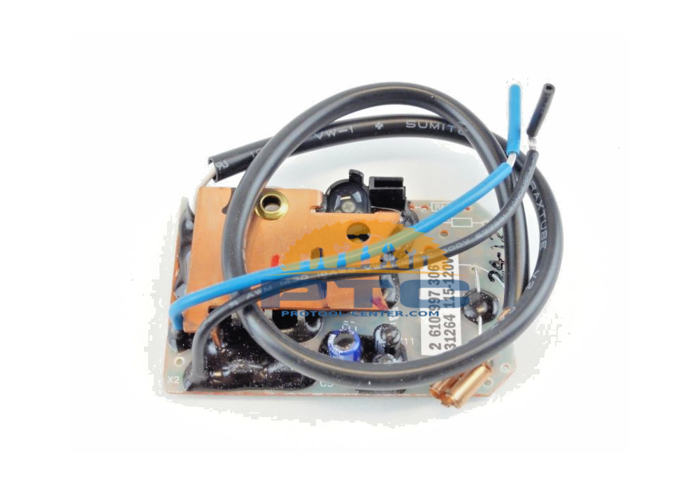 BOSCH 2610997306  SPEED CONTROL FOR TABLE SAW