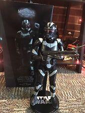 Sideshow Collectibles Utapau Shadow Trooper Star Wars Clone Trooper Hot Toys