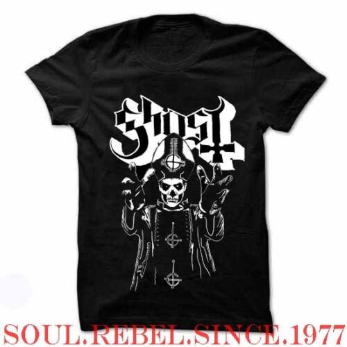 Ghost punk rock band T Shirt Homme Tailles