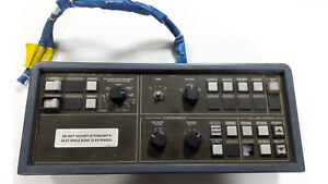 Original-BOEING-737-ASP-Attendant-Switch-Panel