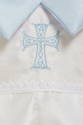 BABY BOYS CHRISTENING OUTFIT CHRISTENING ROMPER BAPTISM CROSS CHRISTENING SUIT