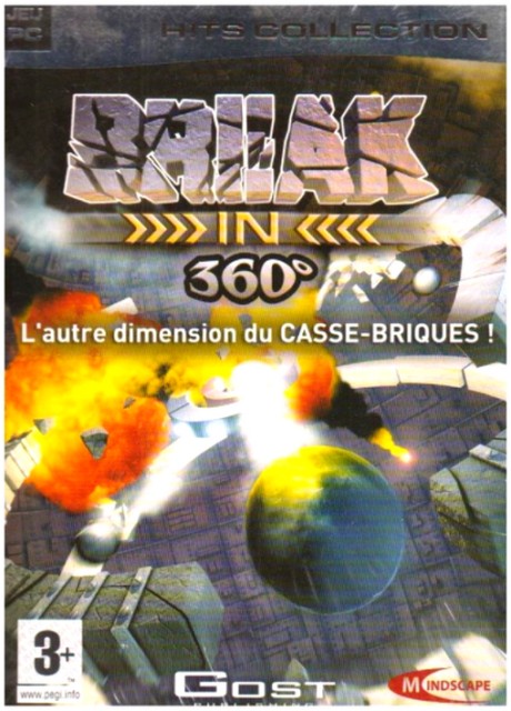 Break In 360 - PC - FR - Neuf Sous Blister
