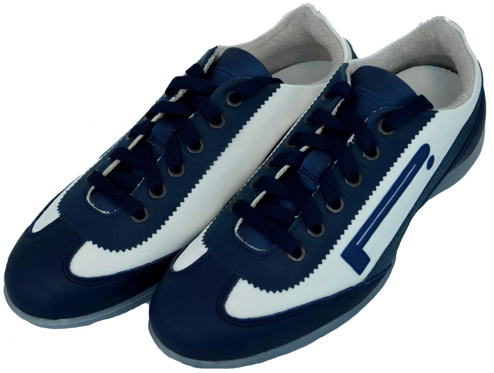shoes men Sintetica Pirelli Sneakers Men New Rex-05 Sneakers-M Fabric Syn Navy