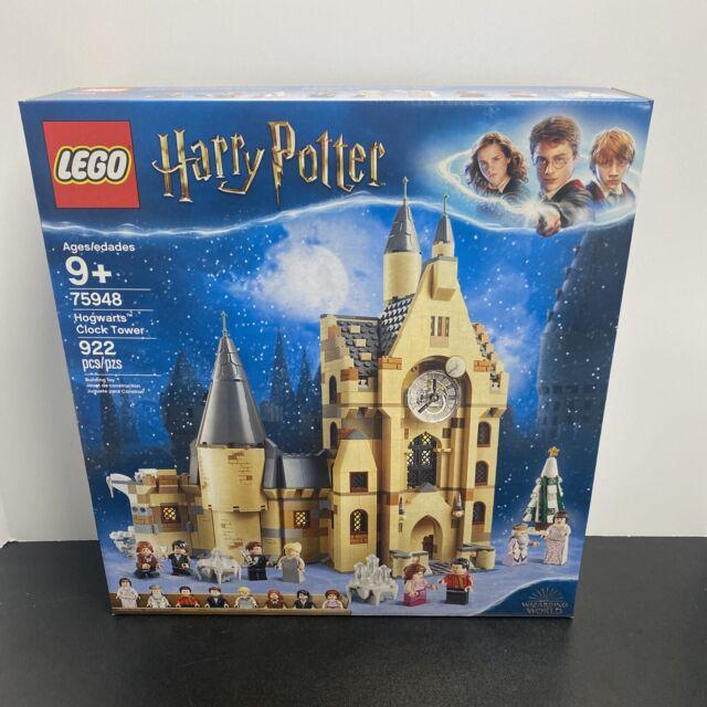 Lego Hogwarts Clock Tower 75948 - 8 Minifigs, NEW SEALED 🔥🔥🔥