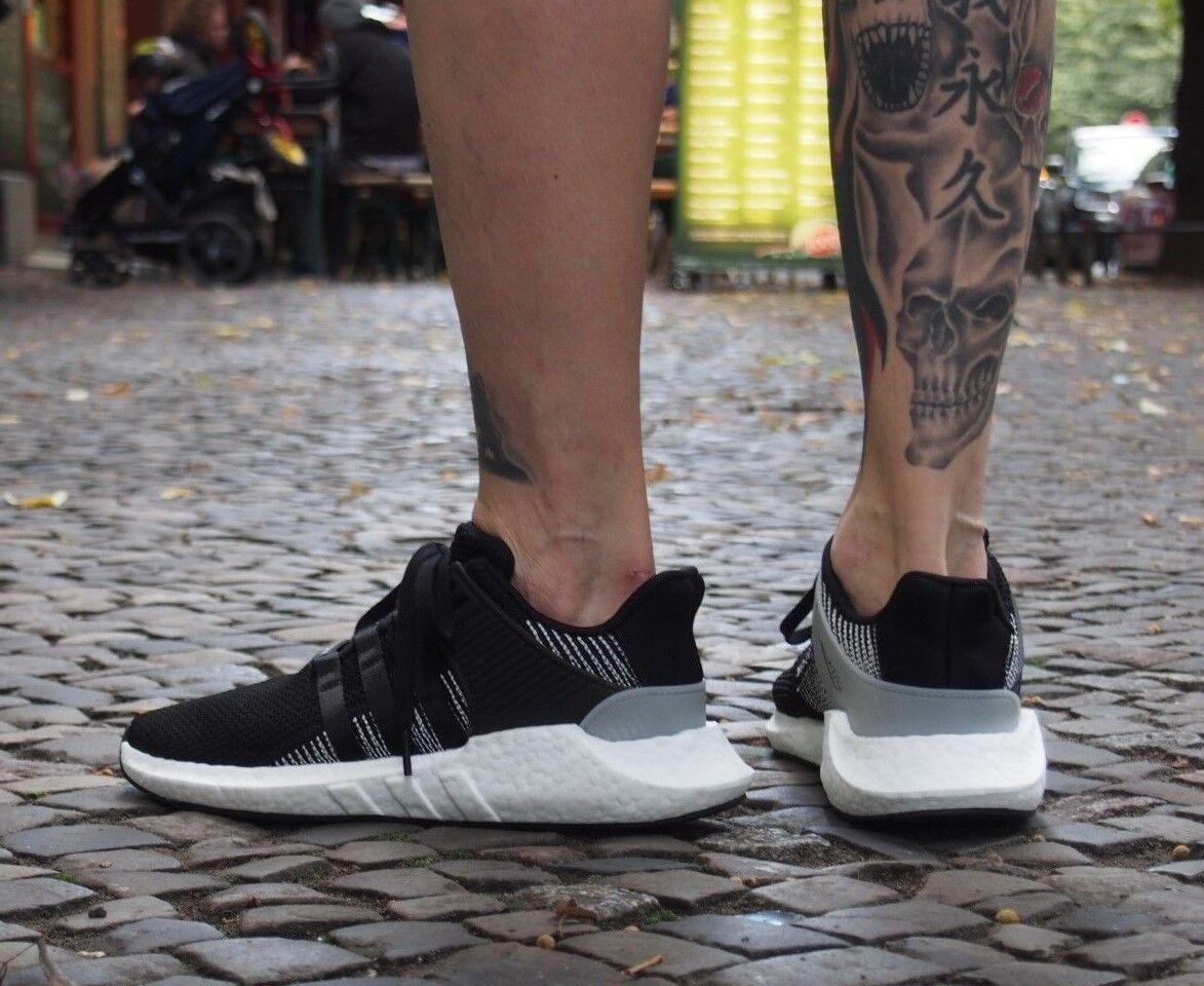Adidas EQT Support 93 17 Schuh schwarz BY9509 Turnschuhe NEU BOOST Sohle PK new    | Hochwertig