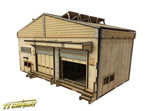 TTCombat - City Scenics - DCS091 - Distribution Depot