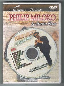 ♬ - PHILIP MILOKO - LE CHOCOLAT CHAUD - DVD + CD - NEUF NEW NEU - ♬