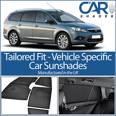 Ford Focus Estate 98-04 CAR WINDOW SUN SHADE BABY SEAT CHILD BOOSTER BLIND UV