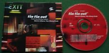 Tin Tin Out Here's Where The Story Ends Virgin VCRD30 1998 CD Single