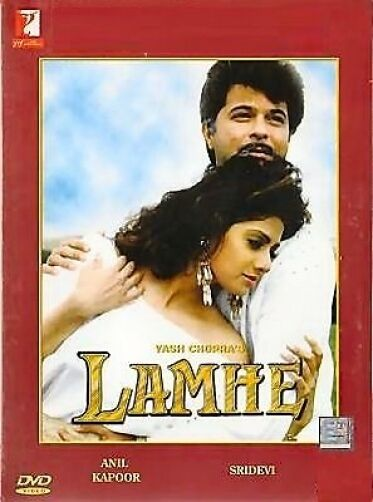 LAMHE - (ANIL KAPOOR,SRIDEVI)  NEW ORIGINAL BOLLYWOOD DVD - FREE UK POST