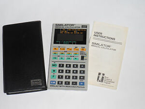VINTAGE 1986 MEDICAL ELECTRONIC CALCULATOR CUSTOMIZED FOR BABY ...