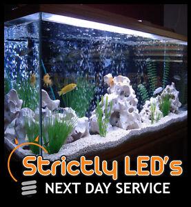 White Led Tube Bar Aquarium Fish Tank Lighting Strip