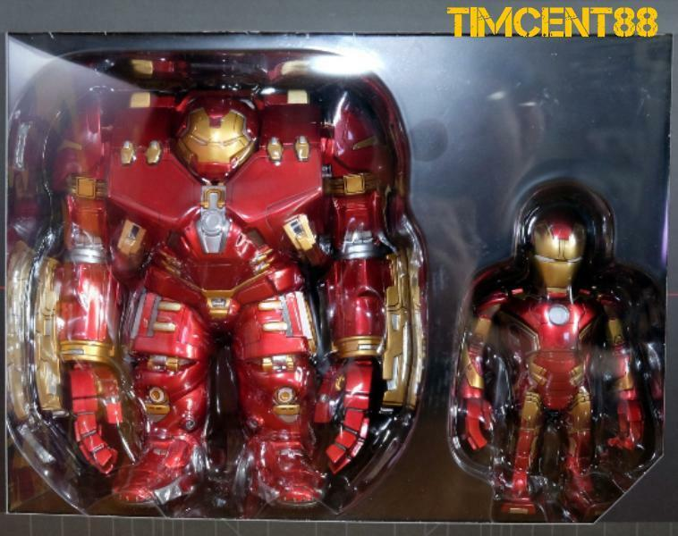 Hot Toys Artiste Mélange Touma Avengers Age of Ultron Hulkbuster Mark 43 XLIII Deluxe