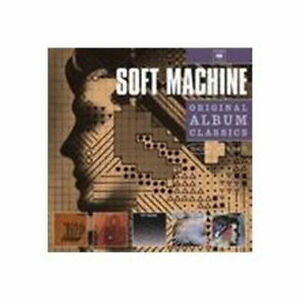 Soft Machine - Original Album Classics Nuovo 5 X CD