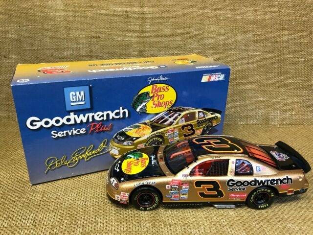 Action 1998 Nascar  3 Goodwrench Bass Pro Dale Earnhardt