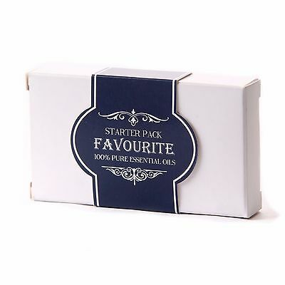 Mystic Moments | Essential Oil Starter Pack - Favourites (5 x 10ml) (SP10EOFAVO)