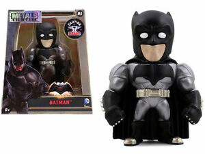 "Jada Toys DC Comics 4"" Metals Batman V Superman Action Figure 97668 Batman"