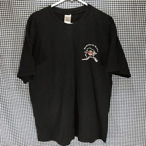 Renbukai-of-Alaska-Tournament-Staff-T-Shirt-Men-s-Size-Large