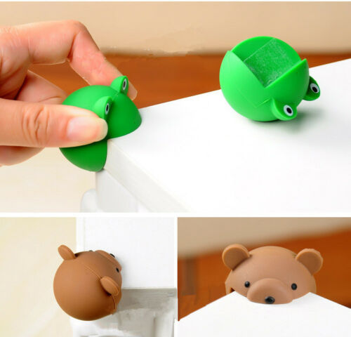 2Anti-collision Table Angle Cover Silicone Cartoon Child Safety Protection Tools