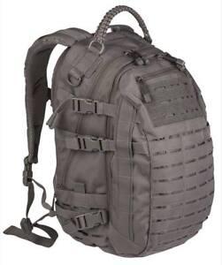 Mochila-gris-medio-Mission-Pack-Laser-LG-25-Litros-Miltec-molle-laser-e-militar