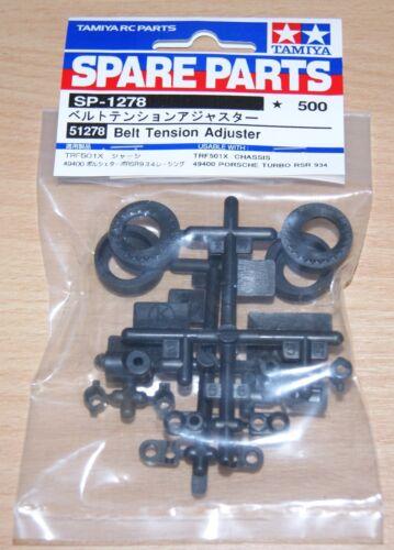 TA05MS//TRF501X//TRF416//TRF418//TRF419 Neuf sous emballage Ceinture Tamiya 51278 de tendeur