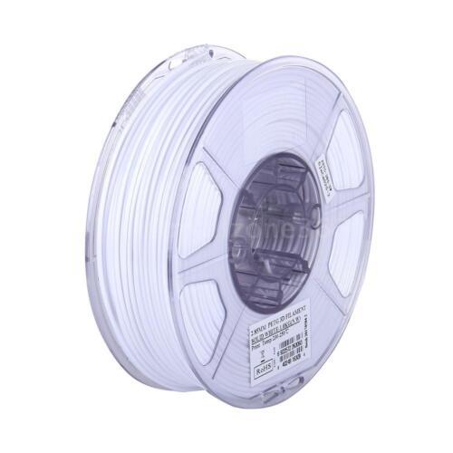 eSUN PETG 1.75mm Flexible 3D Printer Filament 2.2lbs Refills Multiple Color X7J3