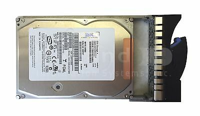 "Lot of 2 IBM 5414 40K6823 40K6820 23R1776 146GB 15K 3.5/"" Hard Drive FC 4GBps"