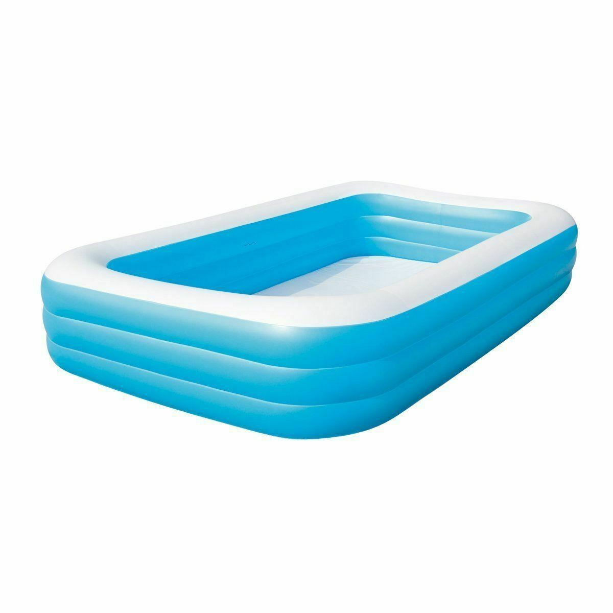 Bestway Deluxe Family Inflatable Paddling/Swimming Pool