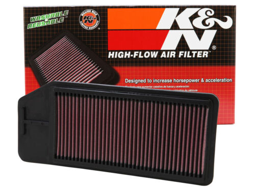 K/&N 33-2276 Replacement Panel Air Filter for Honda Accord//Acura TSX 2.4L L4