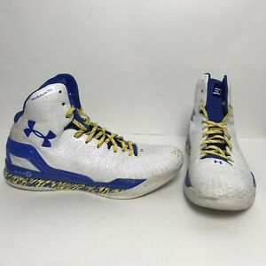 4b0e54396eb Under Armour UA Curry 2 Two MVP Golden State Warriors Home Colorway ...