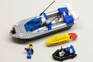 Lego 4669 Turbo Charged Police Boat Junior Water 673419033237 Ebay