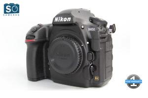 Camara-SLR-Nikon-D850-Digital-cuerpo-originario-de-Jessops-UK