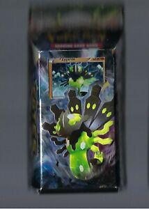 Pokemon XY-Fates Collide Theme Deck Zygarde