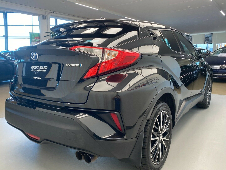Billede af Toyota C-HR 1,8 Hybrid C-LUB CVT