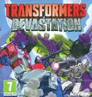 Transformers Devastation Xbox 360 Game X360 -