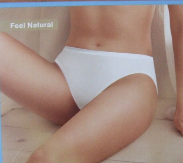 5088e04a1575 Sloggi size 16 High Leg soft touch tai Briefs knickers panties micromodal  Black