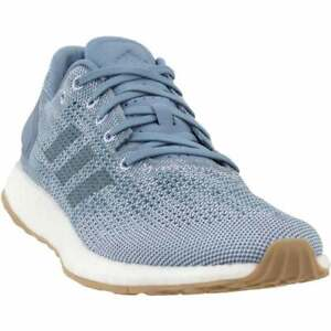 adidas pureboost dpr casual running shoes  blue  mens  ebay
