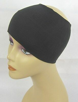 """LOT OF 1-BEAUTIFUL 5 """" WIDE  YOGA HAIRBAND   HEADWRAP  STRETCHABLE--MH2231"""