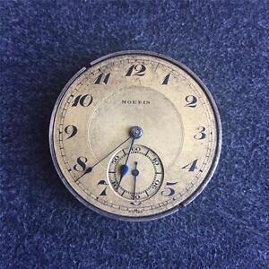 Buren pocket watch