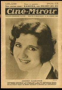 Cine-Miroir-168-Louise-Lagrange-Dolly-Davis-22-juin-1928