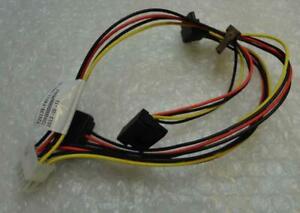 Genuine-Fujitsu-Esprimo-T26139-Y4012-V499-01-4X-SATA-Cable-d-039-alimentation
