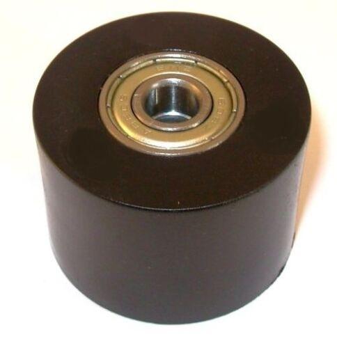 muy desgaste fijo Bocast cadenas papel 42 mm negro-gekapselte almacén