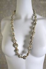 Estate Vintage 70s COWRY COWRIE Shell Hawaiian Tahitian Lei NECKLACE