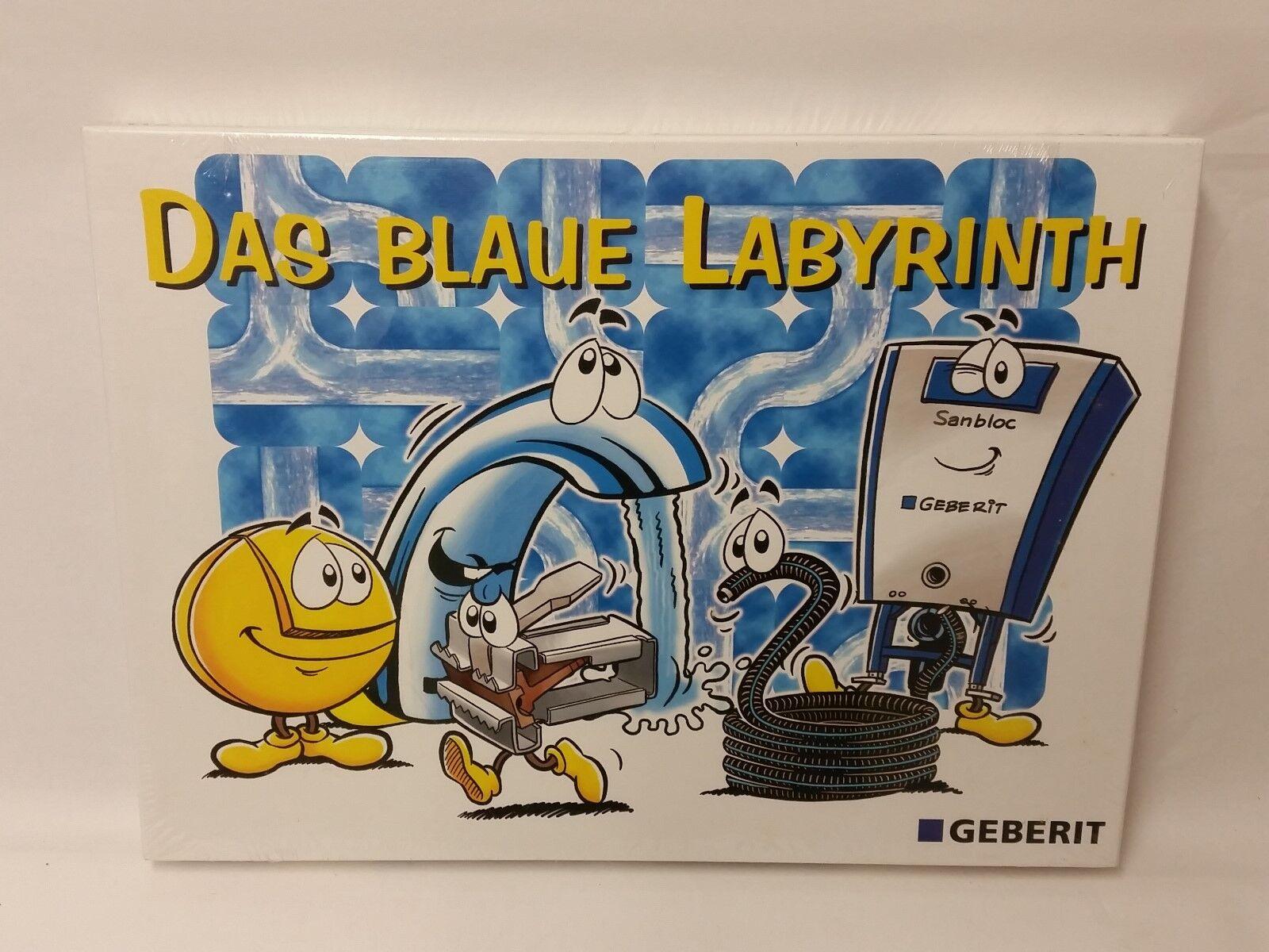 Le bleu labyrinthe-Spécial Edition de GEBERIT-Ravensburger-rare neuf dans sa boîte NEUF