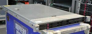 HP DL360 Gen9 2x E5-2697 v4 2.30Ghz 18-Core XEON 256GB RAM P440ar 2x 200GB SSD