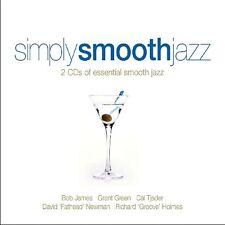 Various Artists - Simply Smooth Jazz / Various [New CD] UK - Import