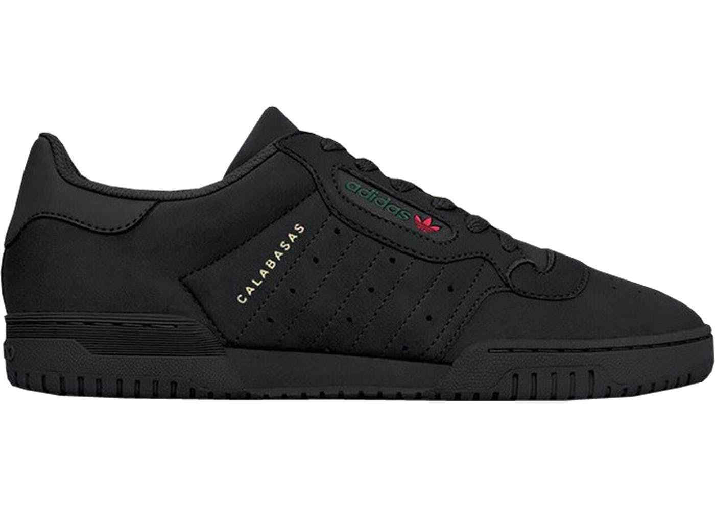 Adidas Yeezy Powerphase Calabasas (Size 8) Core Black Brand New SOLD OUT