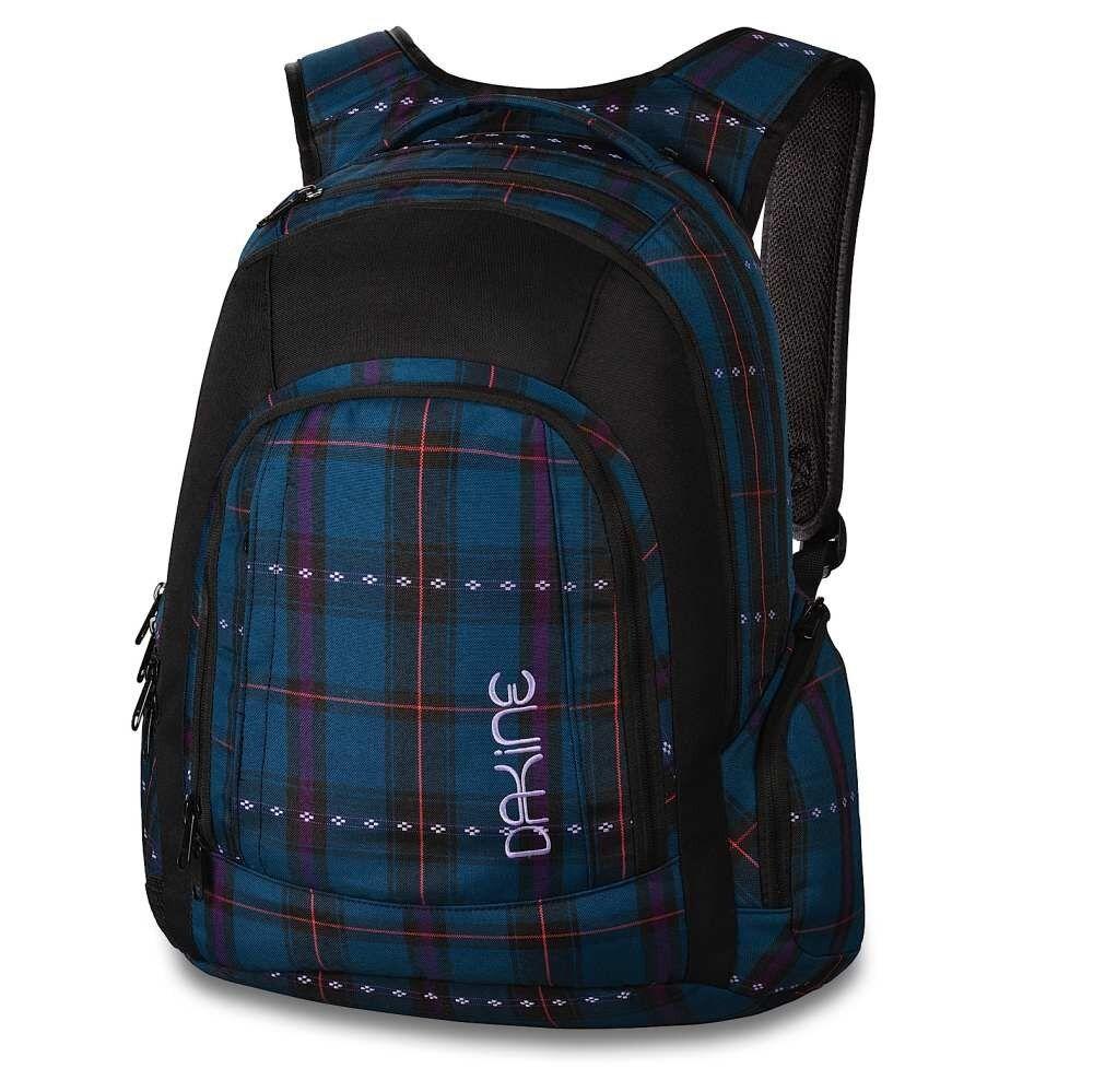 Dakine Frankie Blau Lila Laptop 15  Rucksack Schule 26 L 8210006-Suzie